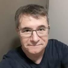 Gebruikersprofiel Frédéric