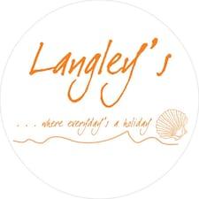 Langleys Accommodation Brugerprofil