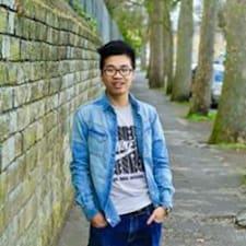 Nguyễn felhasználói profilja
