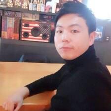 Profil utilisateur de Jaeho