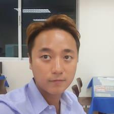 Perfil do utilizador de Minhyuk