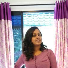 Henkilön Pavithra käyttäjäprofiili