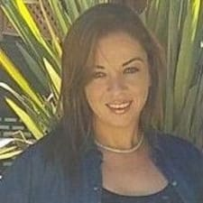 Johana felhasználói profilja