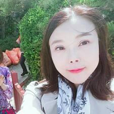 Henkilön Eunjung käyttäjäprofiili