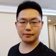 Användarprofil för Shangfei