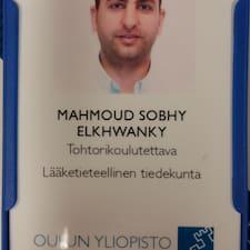 Profil utilisateur de Mahmoud Sobhy
