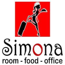 Gebruikersprofiel Simona