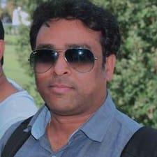 Användarprofil för Kumar