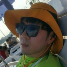 Perfil do utilizador de Sungjin