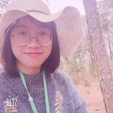 璃 - Uživatelský profil