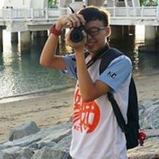 Kaixuan - Uživatelský profil
