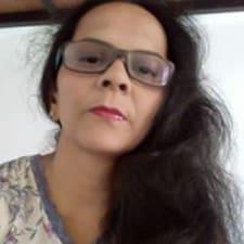 Profil utilisateur de Seetha