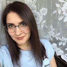 Profilo utente di Natalya