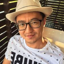 Qiwei felhasználói profilja