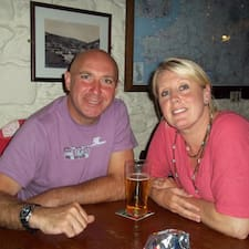 Lisa & Mark Brukerprofil