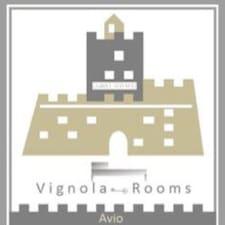 Nutzerprofil von Vignola Rooms Avio ( TN )