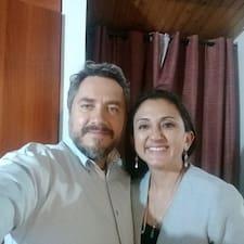 โพรไฟล์ผู้ใช้ Diana Y Mauricio
