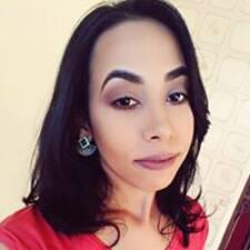 Henkilön Thaís Fernanda käyttäjäprofiili