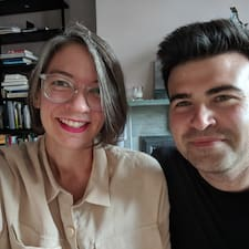 Andrea & James User Profile