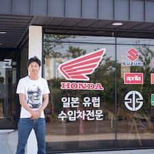 Användarprofil för Seokhun