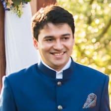 Anirudh (Rudy) User Profile
