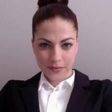 Despina felhasználói profilja