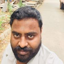 Användarprofil för Niruthiya Priyan