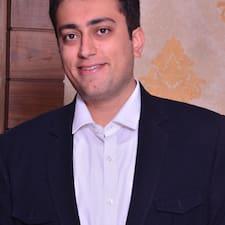 Profil Pengguna Akshay