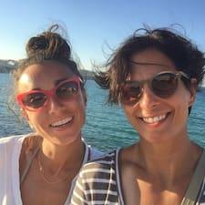 Gebruikersprofiel Kim And Francesca