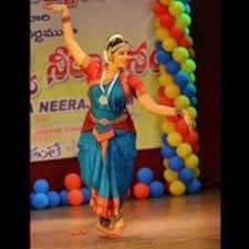 Användarprofil för Divya Shilpa