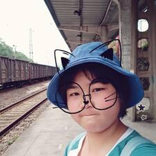 晗祺 felhasználói profilja
