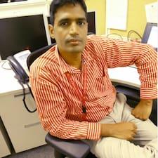 Perfil de usuario de Swaminathan