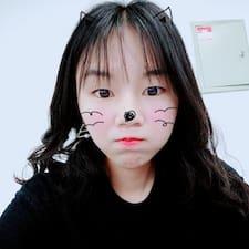 百合 felhasználói profilja