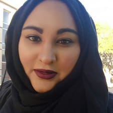 Aasiyah User Profile