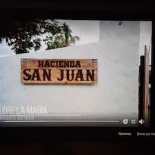 Hacienda的用戶個人資料