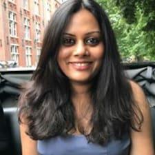 Tanushree - Uživatelský profil