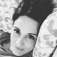 Giovanna felhasználói profilja