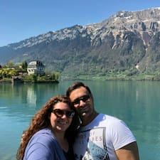 Profil utilisateur de Loukia & Kostas