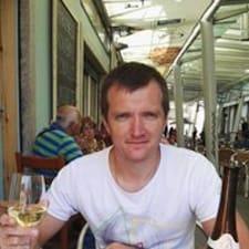 Andriy - Uživatelský profil