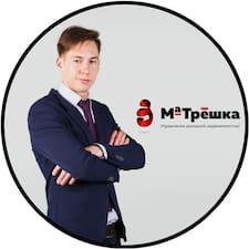 Perfil de usuario de Илья