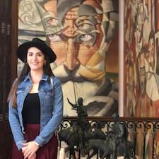 Yael Saraí - Uživatelský profil