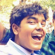 Amith Siddhartha felhasználói profilja
