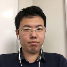 Weipeng felhasználói profilja