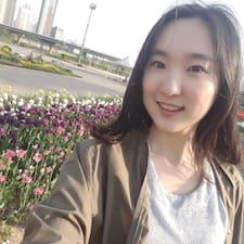 Gebruikersprofiel Jung Eun