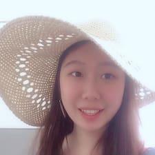 Perfil do utilizador de Yiting (Nancy)