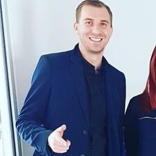 Profil utilisateur de Břetislav