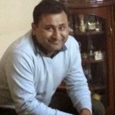 โพรไฟล์ผู้ใช้ Vineet