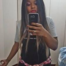 Profilo utente di Déborah Juliana