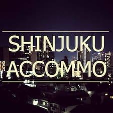 Shinjuku User Profile
