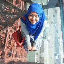 Nutzerprofil von Noor Seri Diyanah